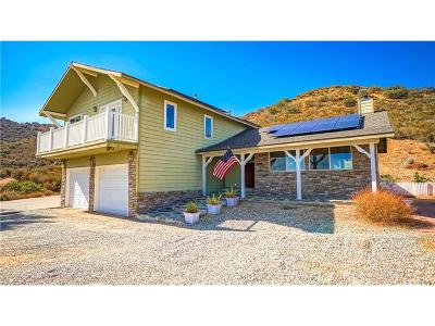 Acton Single Family Home For Sale: 35607 Red Rover Mine Road