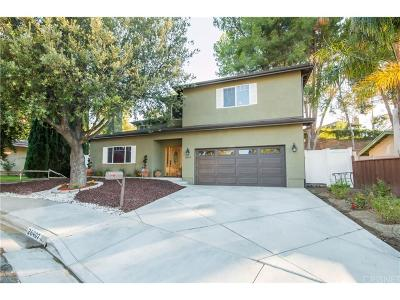 Los Angeles County Single Family Home For Sale: 26407 Oak Crossing Road