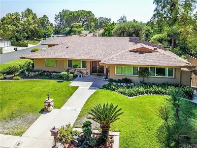 Northridge Single Family Home For Sale: 19442 Superior Street