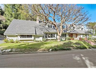 Hidden Hills Single Family Home For Sale: 24975 Kit Carson Road
