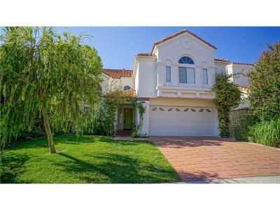 Stevenson Ranch Single Family Home For Sale: 25545 Baker Place