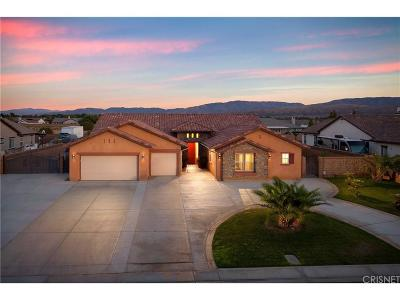 Lancaster Single Family Home For Sale: 3104 West Avenue M5