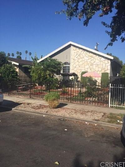 Los Angeles Single Family Home For Sale: 3620 5th Avenue