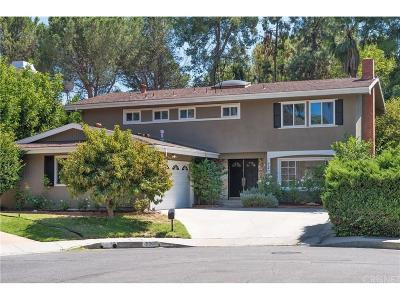 West Hills Single Family Home For Sale: 7200 Dennis Lane