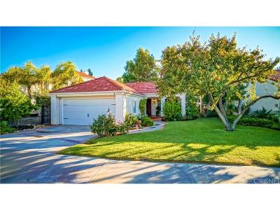 Valencia Single Family Home For Sale: 26421 Marsala Drive