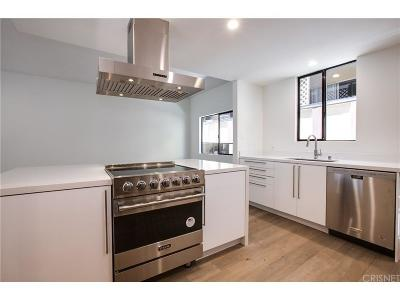Hollywood Hills Condo/Townhouse For Sale: 1823 North Fuller Avenue #4