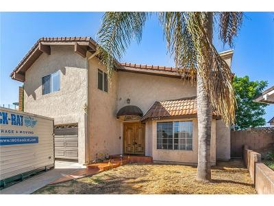 Tarzana Single Family Home For Sale: 6367 Wynne Avenue