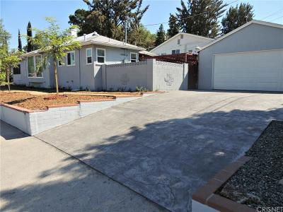 Woodland Hills Single Family Home For Sale: 4914 Don Pio Drive