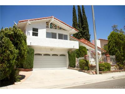 Woodland Hills Single Family Home For Sale: 21727 Planewood Drive