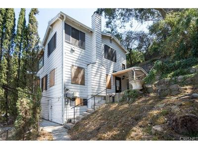 Topanga Single Family Home For Sale: 416 Short Trail Lane