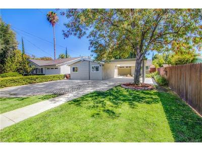 Woodland Hills Single Family Home For Sale: 23022 Dolorosa Street