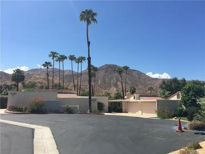 Palm Desert Condo/Townhouse For Sale: 72720 Cactus Court #D
