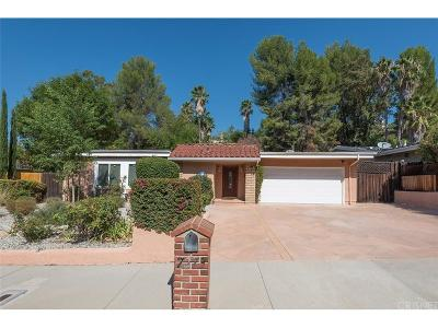 West Hills Single Family Home For Sale: 7273 Pomelo Drive