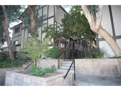 Canoga Park Condo/Townhouse For Sale: 7625 Jordan Avenue #51