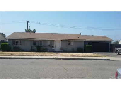 Simi Valley Single Family Home For Sale: 1192 Graham Street