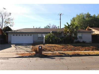 Simi Valley Single Family Home For Sale: 4100 Valley Fair Street