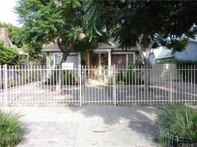 Hollywood Single Family Home For Sale: 1248 North Lodi Place