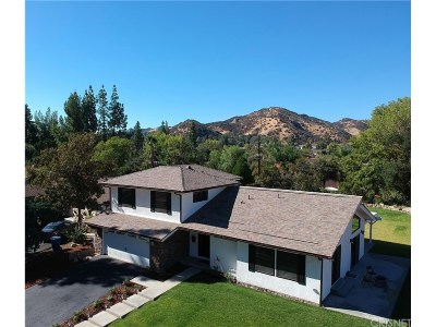 West Hills Single Family Home For Sale: 8405 Hillary Drive