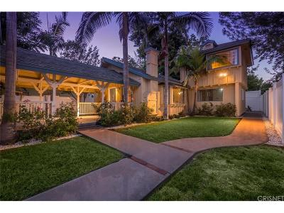 Northridge Single Family Home For Sale: 18625 Napa Street