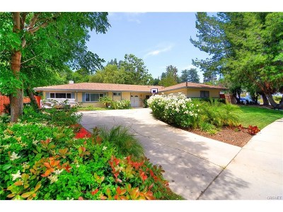 West Hills Single Family Home For Sale: 8515 Nevada Avenue