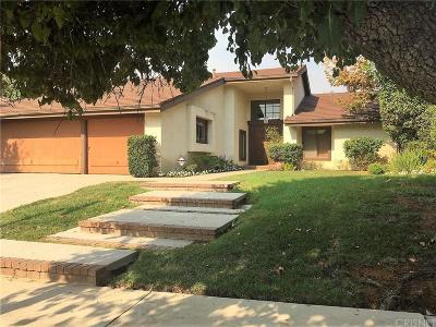 Chatsworth Single Family Home For Sale: 10201 Jumilla Avenue