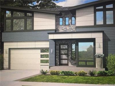 Santa Monica Single Family Home For Sale: 2036 Yorkshire Avenue