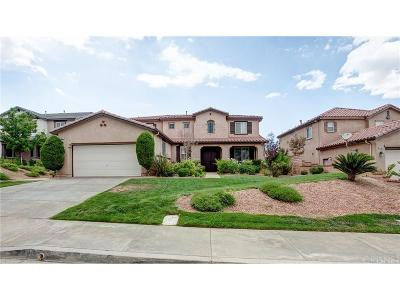 Palmdale Single Family Home For Sale: 37367 Paintbrush Drive