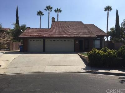 Moorpark Single Family Home For Sale: 634 Lucille Circle