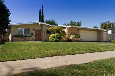 West Hills Single Family Home For Sale: 22922 Cantlay Street