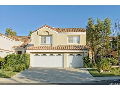 Calabasas Single Family Home For Sale: 24644 Via Tecolote