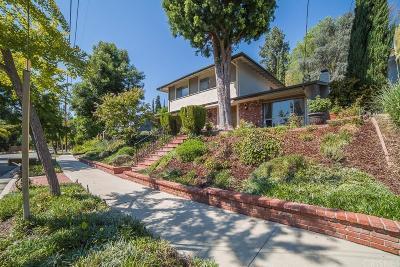 Woodland Hills Single Family Home For Sale: 23459 Oxnard Street