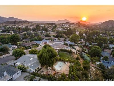 Thousand Oaks Single Family Home For Sale: 191 Dryden Street