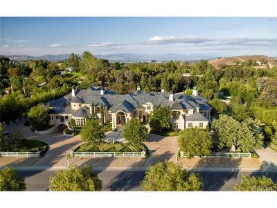 Hidden Hills Single Family Home For Sale: 25220 Walker Road