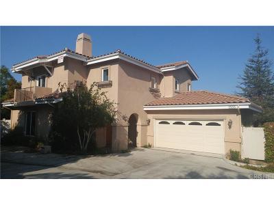 Thousand Oaks Single Family Home For Sale: 1555 East Avenida De Las Flores