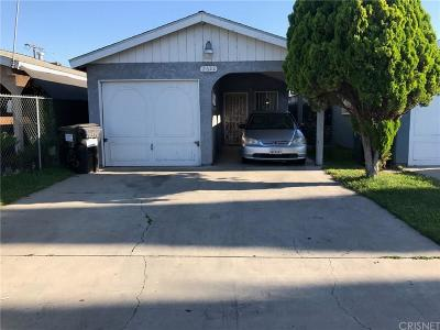 Compton Single Family Home For Sale: 2622 East 129th Street