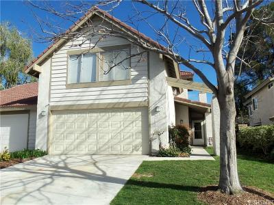 Canyon Country Condo/Townhouse For Sale: 28934 Rue Daniel