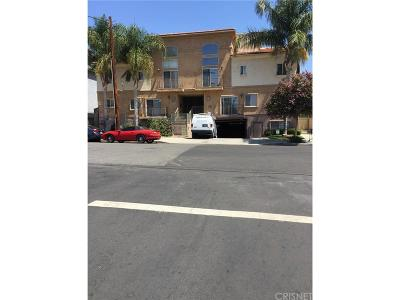Northridge Condo/Townhouse For Sale: 8800 Etiwanda Avenue #7