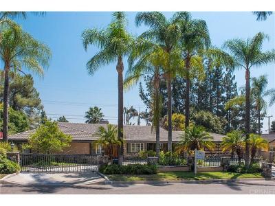 Arcadia Single Family Home For Sale: 2214 Highland Vista Drive