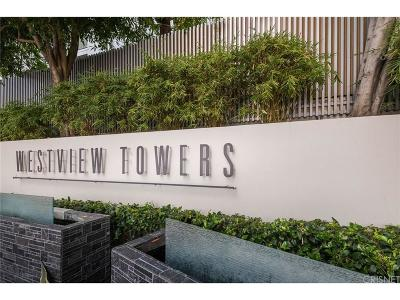 Condo/Townhouse For Sale: 1155 North La Cienega Boulevard #504
