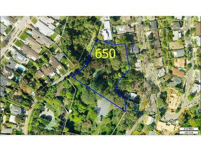 Pacific Palisades Single Family Home For Sale: 640 North Marquette Street