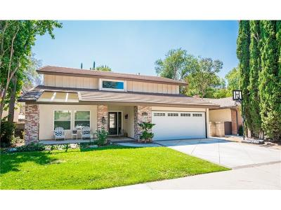 Newhall Single Family Home For Sale: 23518 Heather Knolls Place