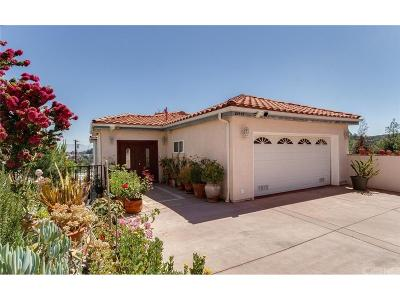 Woodland Hills Single Family Home For Sale: 21545 Arcos Drive