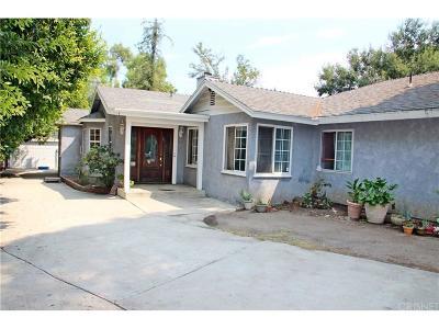 Tarzana Single Family Home For Sale: 5818 Calvin Avenue