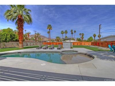 Palm Desert Single Family Home For Sale: 44555 San Pasqual Avenue