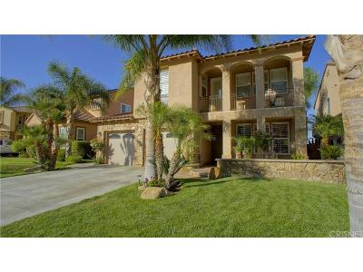 Castaic Single Family Home For Sale: 30211 June Rose Court