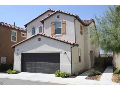 Los Angeles County Single Family Home For Sale: 19849 Via Ott