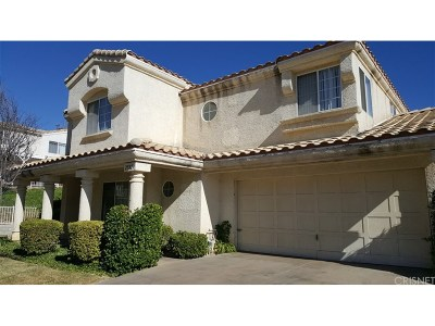 Stevenson Ranch Single Family Home For Sale: 25329 Bowie Court