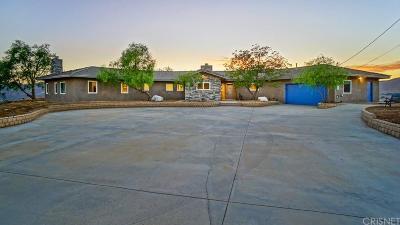 Acton Single Family Home For Sale: 33029 Iowa Street