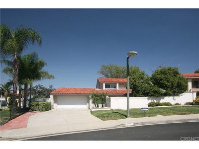 Calabasas Rental For Rent: 4352 Park Corona