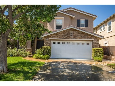 Thousand Oaks Single Family Home For Sale: 2917 Blazing Star Drive